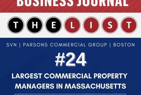 Largest Commercial Property Managers in Massachusetts