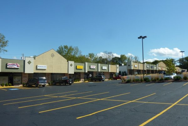 Commercial Sale of Shopping Retail Center